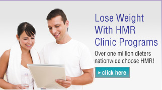 Lose Weight with HMR Clinic Program